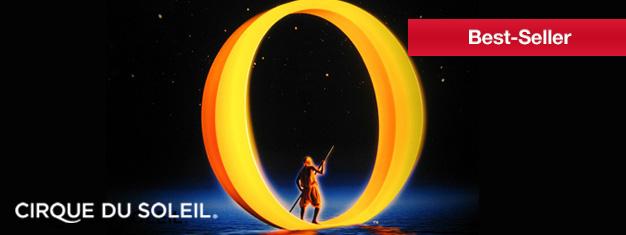 """""""O"""" au Bellagio à Las Vegas est considéré un spectacle géant et cela pourune très bonne raison. Si vous êtes en visite à Las Vegas soyezsûr de voir """"O"""". Les billets pour «O» au Bellagio à Las Vegas!"""