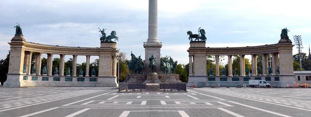 Tag på en sjov og informativ sightseeingtur rundt i Budapest og oplev den interessante bys mange højdepunkter. Gratis afhentning inkluderet. Bestil online!