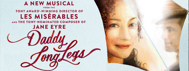 Enjoy the acclaimed new musical Daddy Long Legs is based on the classic novel which inspired the 1955 movie starring Fred Astaire. Book tickets now!