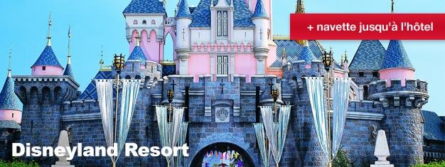 Visiter l'endroit le plus amusant sur terre pour une journée entière de plaisir et d'aventure! Disneyland est l'endroit idéal pour passer une journée bien remplie et afin de se procurer du plaisir en famille!