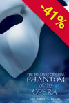 Lippuja Phantom of the Opera