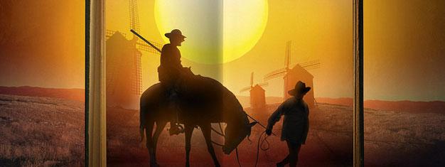 Se Mariinskijbaletten i Don Quixote på Royal Opera House i London. Boka dina biljetter här!
