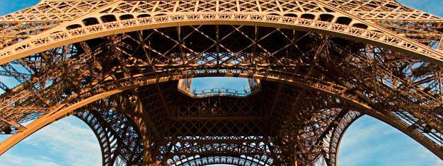 Skip the line to the Eiffel Tower! Buy your skip the line tickets for the Eiffel Tower from home and avoid standing in line for hours. Book now!