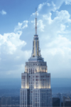 のチケット Empire State Building