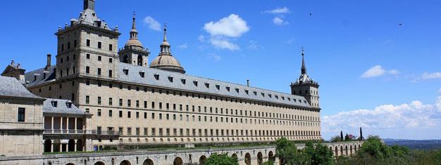 Visite entièrement guidée de Madrid à El Escorial suivie d'une excursion dans Madrid, le tout en une même journée! Les billets peuvent être réservés ici!
