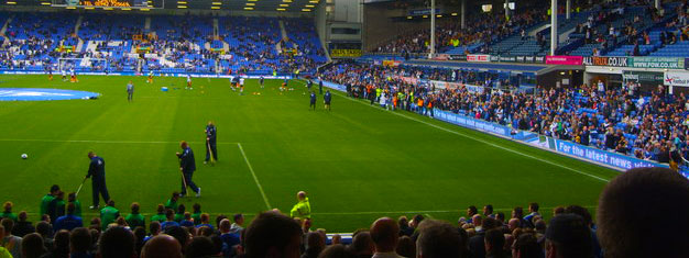 Everton FC vs Burnley