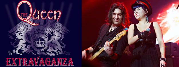 Queen Extravaganza in London is a real tribute to Queen, one of Britain's biggest rock bands - ever! Book your tickets for Queen Extravaganza in London here!