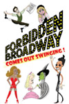 Forbidden Broadway: Comes Out Swinging