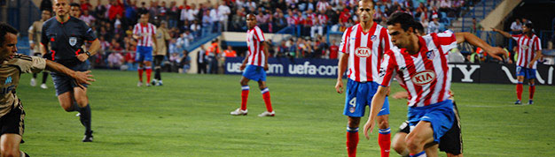Atletico Madrid vs Zenit St Petersburg Champions League