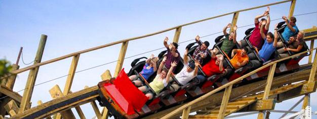 Fun Spot America! Il y a quelque chose à faire pour tous les âges; manèges, montagnes russes, jeux d'arcade et go-kart. Achetez vos billets en ligne!