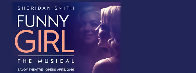 This musical classic Funny Girl tells the fascinating bitter-sweet story of Fanny Brice's journey to become a Broadway star! Book your tickets here!