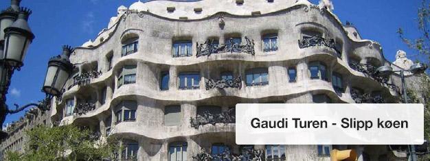 Opplev det beste av Gaudis Barcelona: CasaBatlló & Sagrada Familia! Et absolutt must for alle som besøker Barcelona. Bestill billetter på nettet!