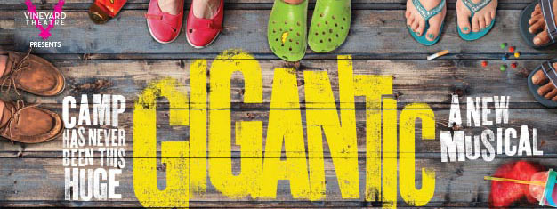 Gigantic is a coming-of-age musical comedy fed by an infectious pop/rock score. Book your tickets for Gigantic on Broadway in New York here!