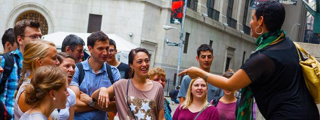 Ga met ons mee op een inspirerende reis door de geschiedenis van gospel met de NYC Gospel Wandeltour. Tijdens deze unieke tour door New York krijg je de schitterende en vrolijke tonen van een wereldberoemd gospel koor uit New York te horen: bestel jouw gospel tour hier!