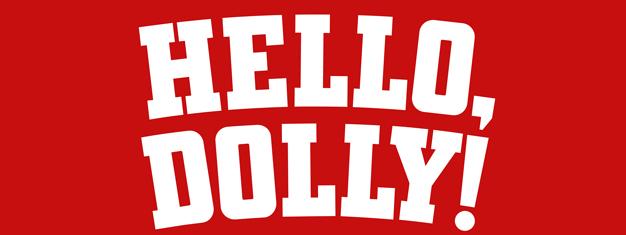 Opplev legendariskeBette Midler iHello, Dolly! påBroadway i New York! Ikke gå glipp av denne fantastiske musikalen, bestill dine billetter hjemmefra!