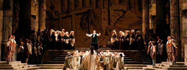 Mozart's first opera Idomeneo is playing at the Met! Book your tickets online to see this masterpiece!