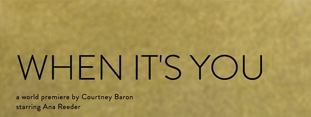 A timely new play by Courtney Baron about the aftermath of a mass shooting in contemporary America. Book your tickets for When it's You on Broadway here!