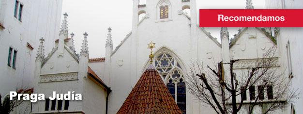 El Tour de Praga Judía es un tour guiado a través del interesante y auténtico barrio Judío de Praga. Compra aquí tus entradas!