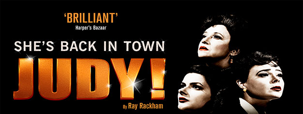 Since her first steps on the stage as a young girl, Judy Garland has become an enduring icon to millions of fans. Book tickets for Judy! the Musical here!