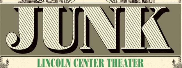 Junk, set over thirty years ago, is a play about how, while most of us weren't watching, money became the only thing of real value. Tickets for Junk in New York here!