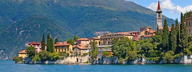 Take a tour to Lugano, Lake Como and Bellagio. Experience the alps, stunning lakes, fabulous villas and the Swiss border just an hour outside of Milan. Book here!