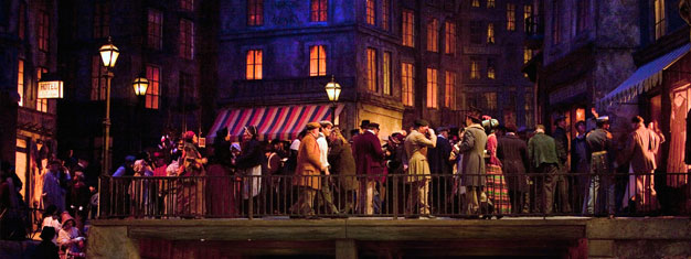 Do not miss La Bohème when it returns to The Metropolitan Opera House in New York. Book your tickets here!