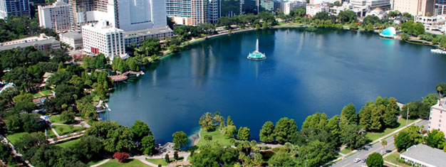 Enjoy a half-day tour exploring the city of Orlando together with your guide! Incl. Lake Eola, boat cruise & Disney's City of Celebrations. Book online!