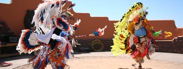 Besuchen Sie den Grand Canyon West Rim, überblicken Sie den Canyon vom Eagle Point aus, besuchen Sie die Hualapai Indianer undgenießen Sie ein Mittagessen bei grandioser Aussicht. Buchen Sie Ihre Tour jetzt!