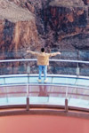 Grand Canyon West Rim tur inkl. skywalk billetter