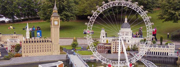 Buy tickets to Legoland Windsor Resort near London here. Play your part at Legoland near London with over 55 rides and attractions!