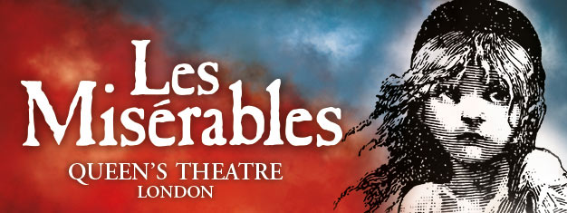 Les Misérables  premiered in London in 1985, and the hit musical is still playing to sold out audiences. Purchase your tickets today for Les Misérables!