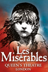Tickets voor Les Miserables