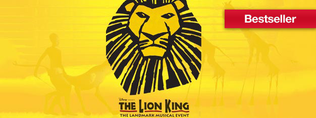 Experience the musical favorite among both children and adults, The Lion King, on Broadway. Winner of Best Musical. Book your tickets online!
