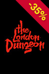 Vstupenky do London Dungeon