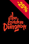 London Dungeon: priority-pääsylippu