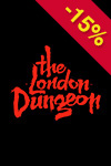 Lippuja London Dungeon