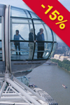 London Eye: Fast Track Flexi Ticket