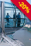 Tickets to London Eye: Entradas Preferentes