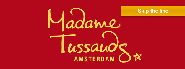 Visit the world of fame at Madame Tussauds Ansterdam and get up close and personal with your all time favorite star. Book tickets for Madame Tussauds Amsterdam here!