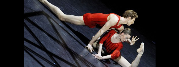The Stuttgart Ballet returns to London with two programmes; 'Made in Germany' that showcase the diversity of its repertory and the versatility of its dancers. Book tickets here!