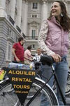Tickets to Madrid Cycling Sightseeing