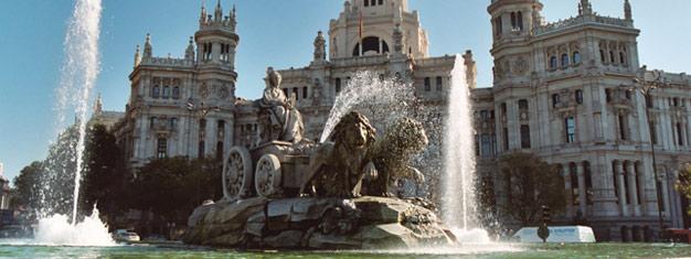 Näe useita Madridin nähtävyyksiä ja käy maailmankuulussa Pradon taidemuseossa paikallisen oppaan johdolla. Osta lippusi netistä!