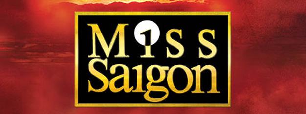 Cameron Mackintoshs nieuwe productie van Boublil en Schonbergs legendarische musical Miss Saigon komt naar Broadway! Boek nu uw tickets online!