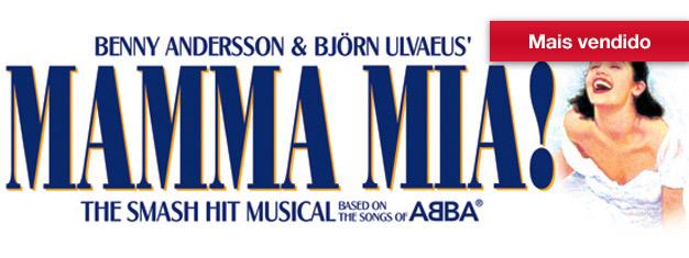 O musical Mamma Mia, com música de ABBA, está sendo apresentado na Broadway, em Nova York. Compre ingressos para Mamma Mia na Broadway, em Nova York aqui!