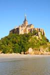 Buss till Mont-Saint-Michel