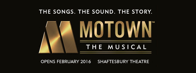 "Näe Motown the Musical Lontoossa! Mukana ""My Girl"", ""Dancing In The Street"", ""Ain't No Mountain High Enough"". Varaa liput netistä!"