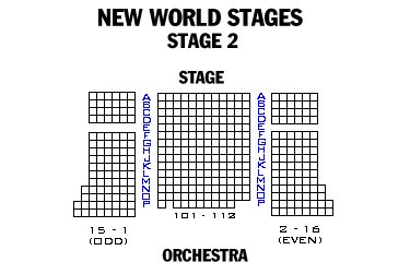 New World Stages / Stage 2
