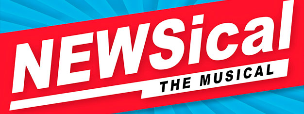 No one in the news is safe! NEWSical the Musical is back on Broadway lampooning current events, newsmakers, celebrities, and politicians. Book tickets here!