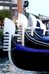 Kvällspromenad i Venedig inkl Gondoltur