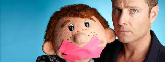Poul Zerdin: No Strings in London, is an absolutely hilarious show, and this show has made ventriloquism cool again. Tickets for Poul Zerdin: No Strings in London here!